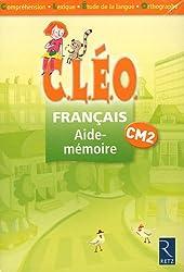 Français CM2 Aide-mémoire : Pack de 6
