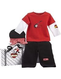 Big Dreamzzz Baby Giftset, Rockstar (0-6 Months)