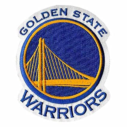 official photos e4c73 c7001 Amazon.com   Golden State Warriors Primary Team Logo Patch   Basketball  Equipment   Sports   Outdoors
