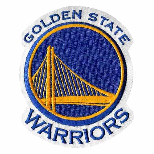 Golden State Warriors Primary Team Logo Patch