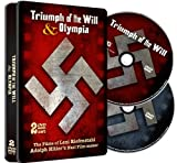 Triumph of the Will & Olympia - 2 DVD Special Embossed Tin!