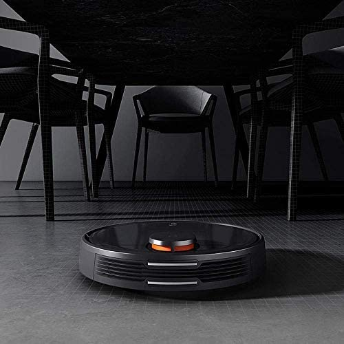 Aspirateur Robot, Smart Cleans pour sols durs et Tapis Fins Smart Home Automatic V33