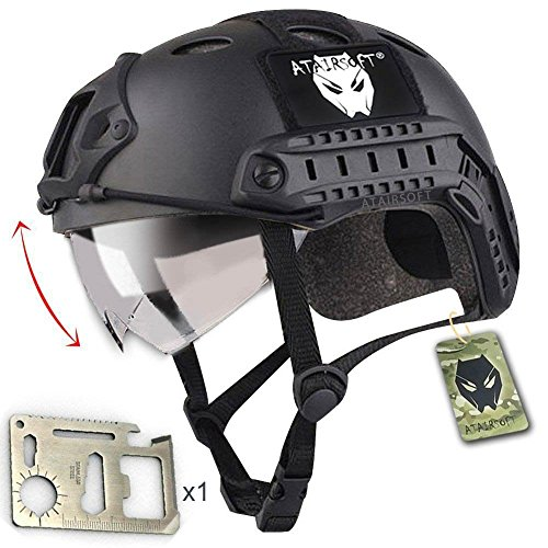 Top 10 best tactical airsoft helmet accessories