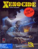 Xenocide Classic Vintage Video Game By Brian Greenstone, Micro Revelations.