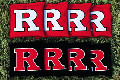 Rutgers Scarlet Knights Replacement Cornhole Bag Set