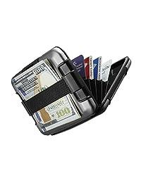SHARKK® Rugged Wallet+Cash Band