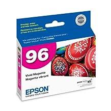 Epson T096320 Stylus Photo R2880 Printer UltraChrome K3 Ink Cartridge (Vivid Magenta)