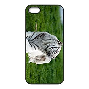 The White Tiger Hight Quality Plastic Case for Iphone 5s