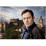 #10: Jason Isaacs as Captain Lorca looking back over shoulder in Star Trek Discovery 8 x 10 Inch Photo