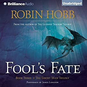 Fool's Fate Audiobook