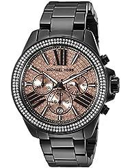 Michael Kors Women's Wren Black Watch MK5879