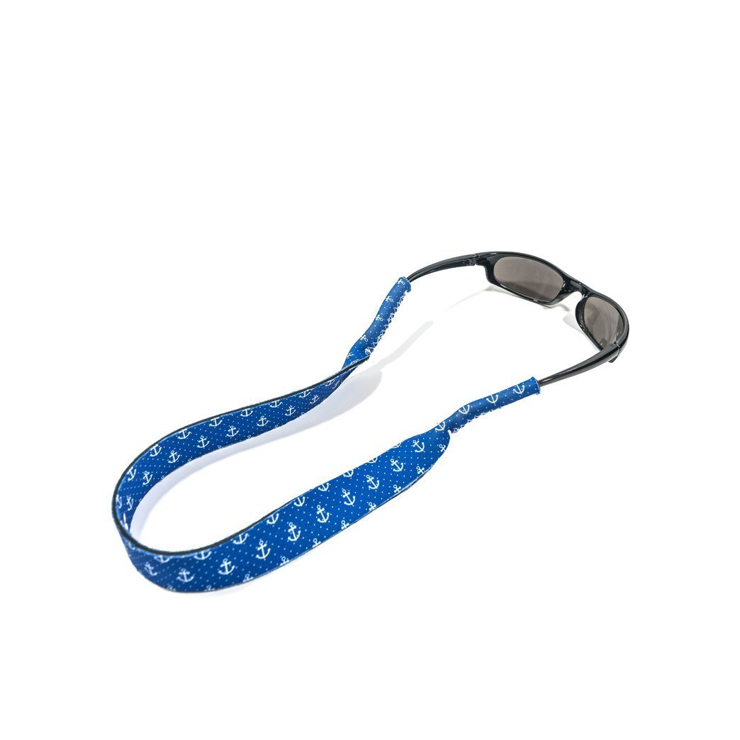 Ukes Premium Sunglass Strap - Durable & Soft Eyewear Retainer Designed with Floating Neoprene Material - Secure fit for Your Glasses and Eyewear.