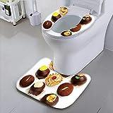 Jiahonghome The Toilet Condom Sweet Cakes Cookies in Bathroom Accessories - Best Reviews Guide