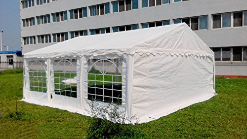 American Phoenix Canopy Tent 20×20 foot Large White Party Tent Gazebo Canopy Commercial Fair & American Phoenix Canopy Tent 20x20 foot Large White Party Tent ...