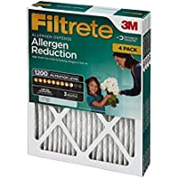 Filtrete U238354S Allergen Reduction Filter, 4-Pack
