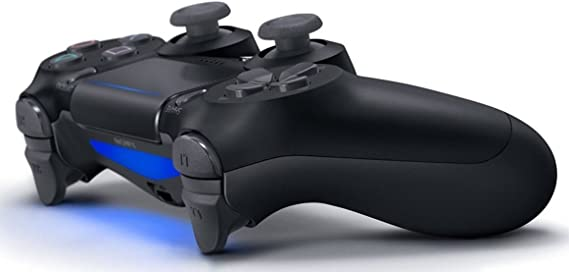 PS4 Playstation 4 Standard Black Rapid Fire Modded Controller for COD Black Ops3, Infinity Warfare, AW, Destiny, Battlefield: Quick Scope, Drop Shot, Auto Run, Sniped ...