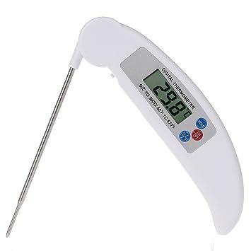 Aulola® Digital sonda termómetro/Indicador de temperatura/termómetro de cocinar la carne termómetro