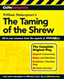 Image of CliffsComplete The Taming of the Shrew