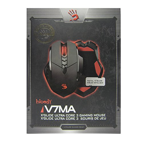 A4Tech Bloody V7 Wired Optical Mouse