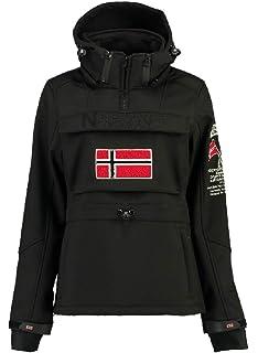 Femme Geographical Norway Noir Softshell Topale wqg4qBEnr