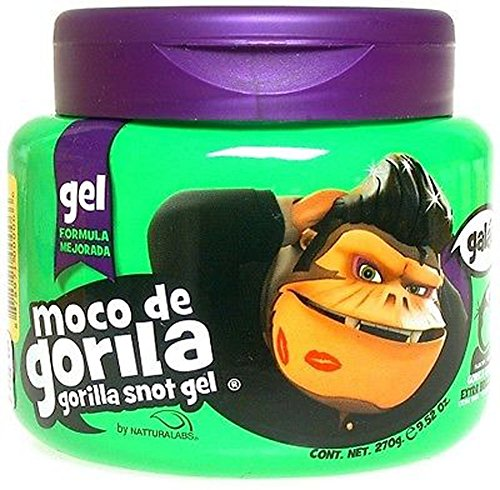 Moco De Gorila Galan Hair Gel Jar (Green)