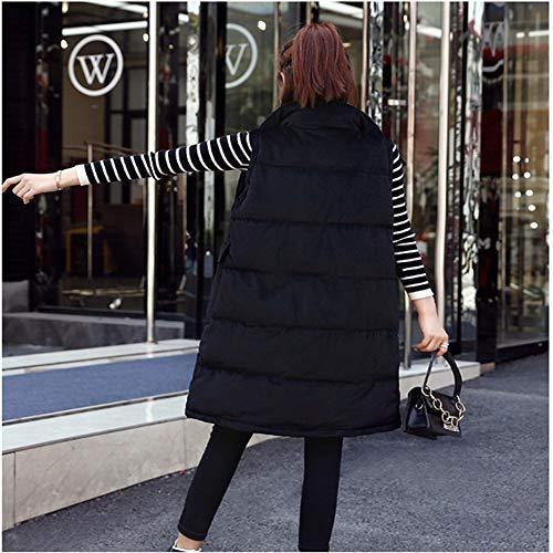 Vest Lady Xl Cappotto Fxchen Doudoune Hiver Femme Ispessimento New Rq6UHBa