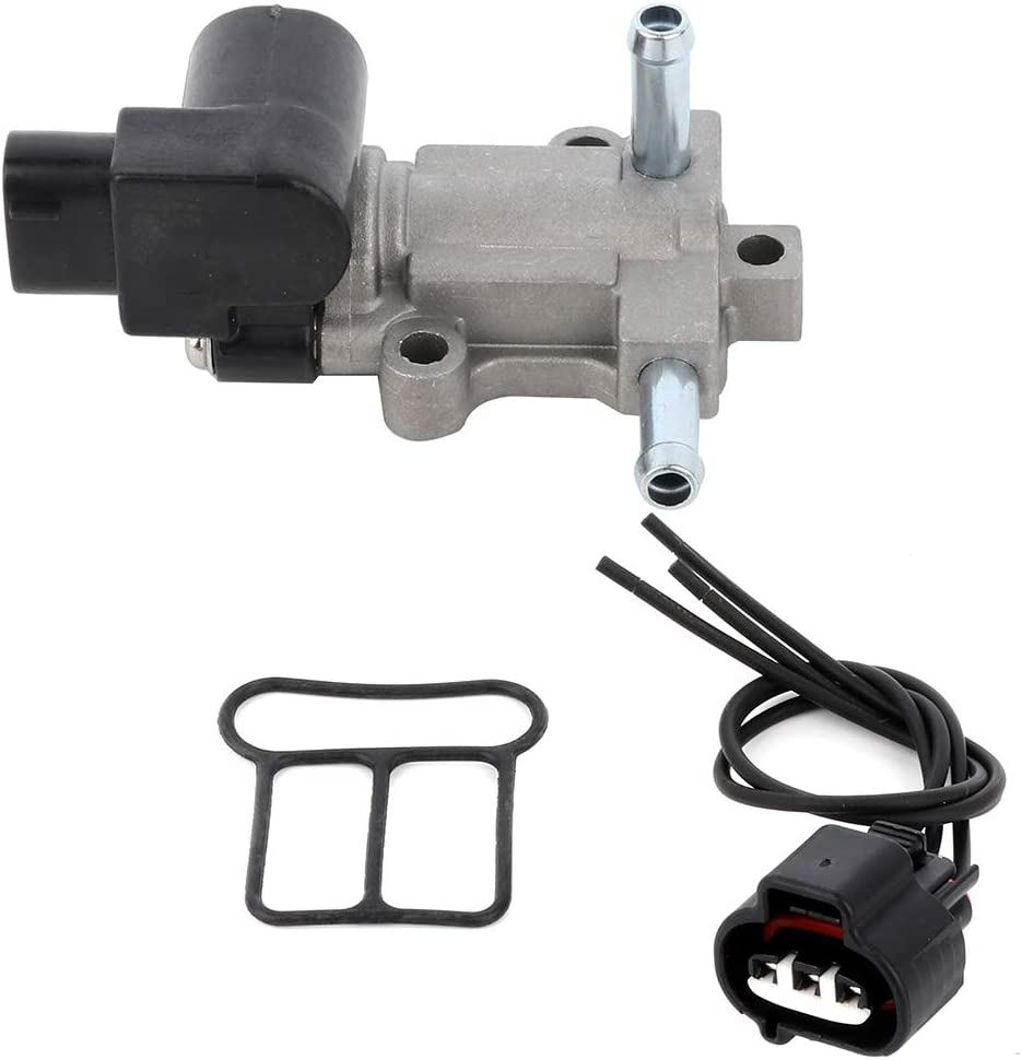2000-2004 for Toyota Tacoma 2227075051 PARTHIGH Fuel Injection Idle Air Control Valve fit for 2000 for Toyota 4Runner