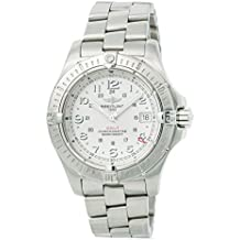 Breitling Colt quartz mens Watch A74380 (Certified Pre-owned)