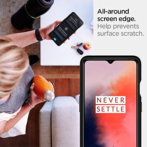Spigen Ultra Hybrid Designed for OnePlus 7T Case (2019) - Black