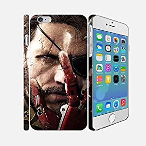Metal Gear Solid Phone Case Generic for iPhone 4/4S/5/5s/6/6p #MGS05