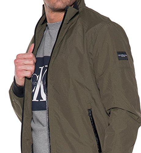 Omaba Blu Calvin Jeans Verde Klein Giubbotto Navy HWcBqgBn