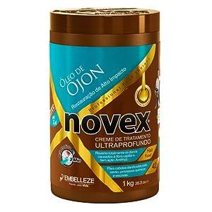 Embelleze Novex Aceite de Ojon - Mascarilla Restauración de Alto Impacto - 1 kg