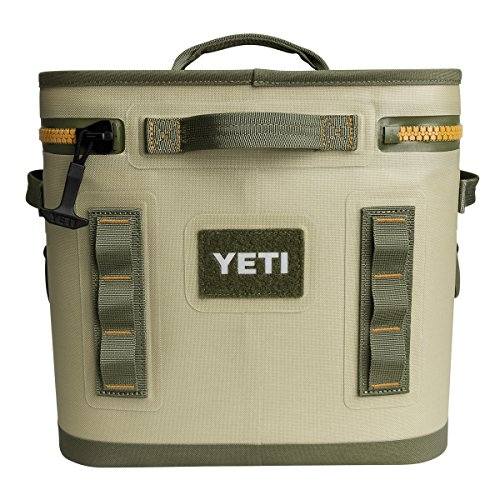 YETI Hopper Flip 12 Portable Cooler with Top Handle, Field Tan by YETI (Image #1)