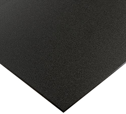 - Vycom 906686 Seaboard High Density Polyethylene Sheet, Matte Finish, 1/4