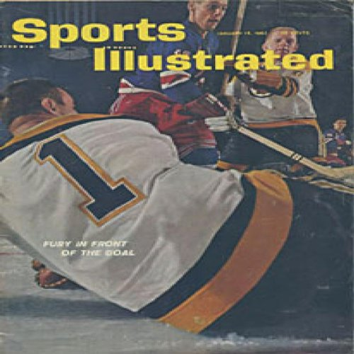 Don Heal 1962 Sports Illustrated Magazine