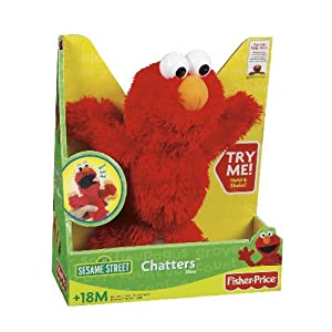 Fisher-Price Chatters Elmo - 512MvZOPnXL - Fisher-Price Chatters Elmo