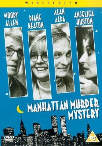 Manhattan Murder Mystery [DVD] [1994] by Woody Allen ...