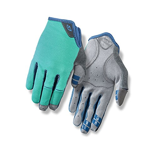 Giro LA DND Gloves Women turquoise/blue teal Größe S 2017 Fahrradhandschuhe