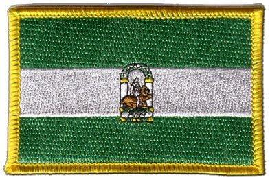 Digni España Bandera de Andalucía parche + libre sticker: Amazon.es: Hogar