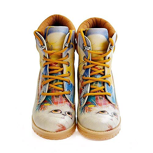 Cats Grumpy Short Wkat115 Short Cats Grumpy Grumpy Boots Cats Wkat115 Short Boots qY5zwa5