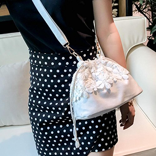 Powlance Women For Shoulder Bag White pIqrExId