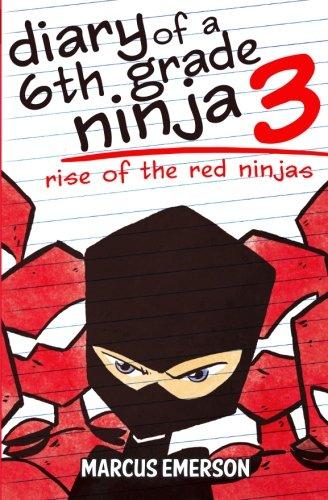 Diary 6th Grade Ninja Ninjas product image