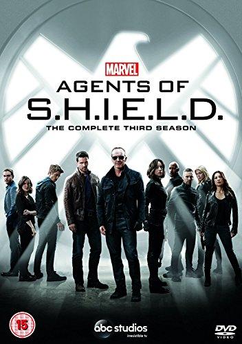 Marvels Agent of S.H.I.E.L.D. - Season 3 [DVD] [2016]