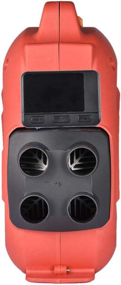 5KW Parkkraftstoffheizung F/ür LKWs Boot Autobus Diesel-Luftheizung All-in-One-Kit Dieselheizung Mit Fernbedienung Und LCD-Anzeige 12V 24V Diesel-Luftheizung