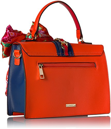 Handbag Aldo Handle Glendaa Orange Top RaqaptO
