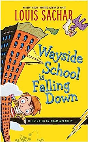 Amazon Wayside School Is Falling Down 9780380731503 Louis
