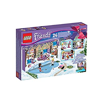 LEGO Friends 41102 Advent Calendar Building Kit: Toys & Games