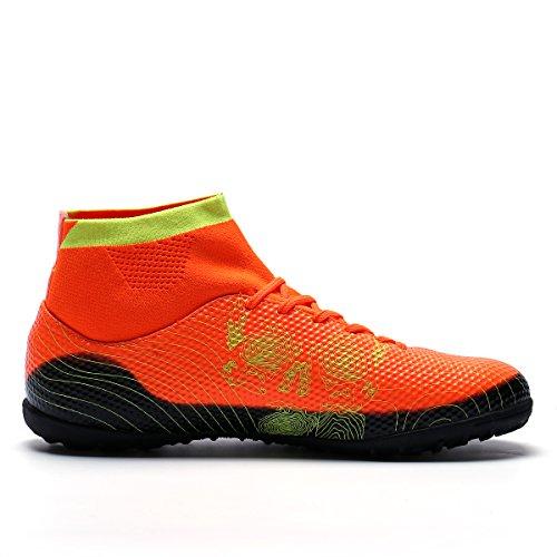 WAWEN - Zapatillas altas adultos unisex naranja
