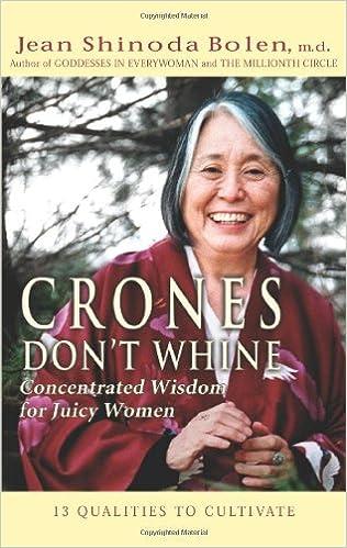 Téléchargez des livres à partir de Google Books pdf en ligneCrones Don't Whine: Concentrated Wisdom for Juicy Women by Jean Shinoda Bolen (Littérature Française) PDF