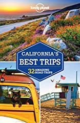 Lonely Planet: The world's leading travel guide publisher        Whether exploring your own backyard or somewhere new, discover the freedom of the open road with Lonely Planet California's Best Trips. Featuring 35 amazing road trips, f...